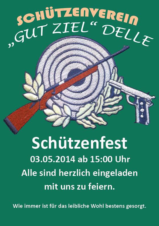 Flyer Schützenfest